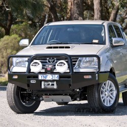 Winch Bar ARB Commercial Toyota Hilux Vigo >07