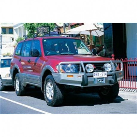 Combo bar ARB Mitsubishi Pajero DID < 03