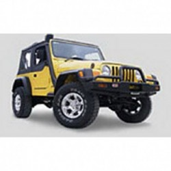 Snorkel SAFARI Jeep TJ Wrangler > 10/99 3''73mm