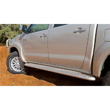 ARB Side rail rear  for hilux >05 DC/EC