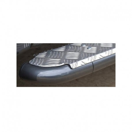 ARB PROTECTION STEPS SIDE RAIL HILUX 05