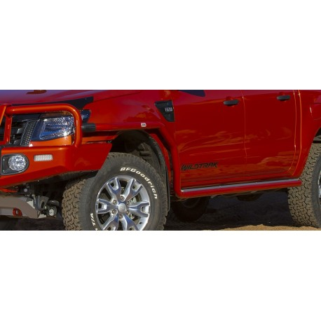 Side Step & Front Rail Ranger/BT-50 Dual Cab Only