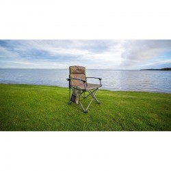 Hard Arm Camping Chair 34002 | Outback import