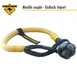 Soft shackle Outback Import HS560 | Outback Import - 4x4 Accessories