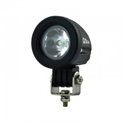 Round headlight flood Beam 1 LED1R-F | Outback import