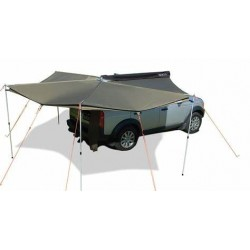 FOXWING AWNING RIGHT HAND
