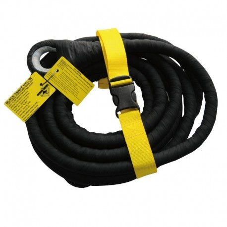 Black Snake Recovery strap BSS-08-10 | Outback import
