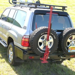 KAYMAR Tire Carrier Right KA8040R | Outback import