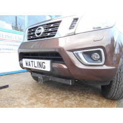 Travesaño frontal NISSAN Navara 4x4 pick up,double cab a/c agosto 05 PDSN116DT |OUTBACK IMPORT