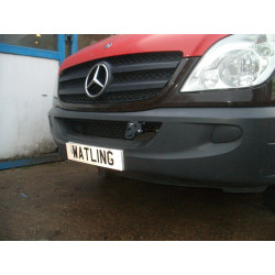 Travesaño frontal MERCEDES Sprinter van 4x4 a/c 2006 PMB50DT |OUTBACK IMPORT