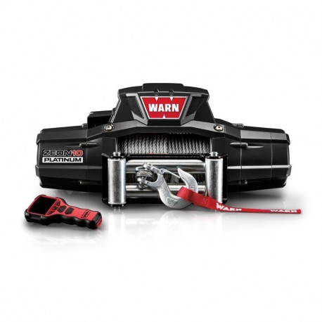 Winch Warn Zeon Platinum 10 - TWAD0207 | OUTBACK IMPORT