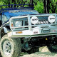 ARB Winch bar - Nissan Patrol 3416110 | Outback import
