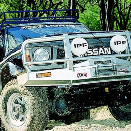 Pare-chocs Winch bar ARB Nissan Patrol Y60 3416110 | Outback Import - Equipement 4x4