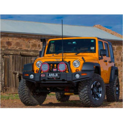Combo bar ARB Jeep JK lisse crush cans not incl.
