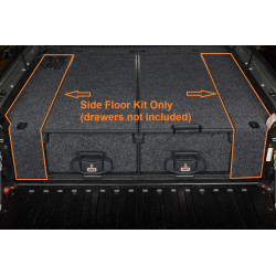 ARB SIDE FLOOR KIT LC 100 WITH REAR AIR