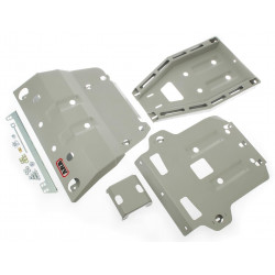 ARB UNDER VE120CLE PROTECTION AV,BV,BT  PRADO 120/150 avec KDSS