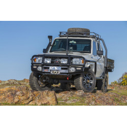 Deluxe Winch bar ARB Toyota HZJ/BJ73/75/78/79 >07 without flare
