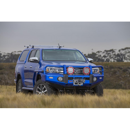 Pare-chocs Summit Combar ARB Toyota Hilux 3414560 | Outback Import - Equipement 4x4