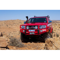 Winch bar ARB TOYOTA Hilux > 05 without flare