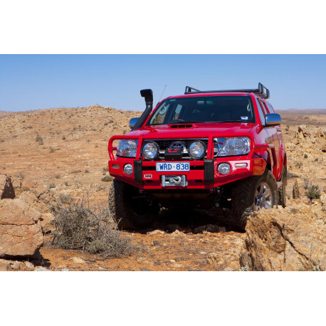 Pare-chocs Winch bar ARB TOYOTA Hilux 3414510 | Outback Import - Equipement 4x4