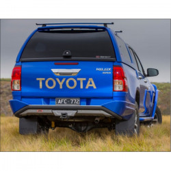 Summit Rear Step Tow Bar - Toyota 3614120 | Outback import