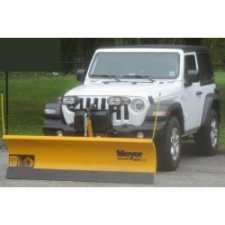 Kit lame de déneigement MEYER Jeep Wrangler JL 2019+