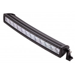 Barre LED courbée 12 LED 120W  LEDC12-S | Outback import