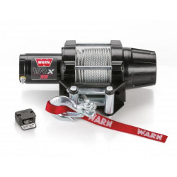 Treuil WARN VRX 35 cable metallique
